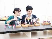 【人気の体験教室付】コスメや陶芸など選べる体験教室が一つ付いたリゾートおすすめプラン 洋室禁煙