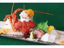 伊賀牛石焼きに旬の海鮮のお造りも 秋の選べる特選会席プラン