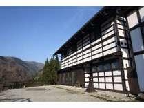 当宿は築100年以上の古民家を移築再生したものです