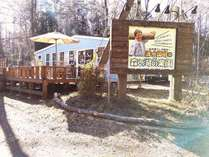 ・施設外観 自然豊かなキャンプ場。皆様のご利用お待ちしております。
