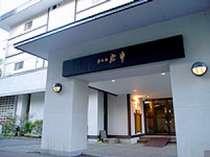 ■ホテル玄関■