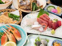 *お夕食「海鮮フェア」 当館料理長オススメ♪駿河湾近海の新鮮海鮮料理を堪能できます!