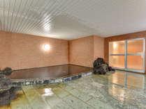 *男性大浴場/当館自慢の『黒潮温泉』をお楽しみください