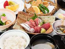 *お夕食「和食膳」 駿河湾で捕れた新鮮な海の幸をどうぞ!