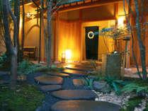 ◆由布岳の麓に、静かに佇む 数寄屋の宿