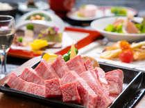 おおいた和牛を堪能できるステーキプランは口の中に広がる上品な肉汁とほどけるような柔らかさを味わえます