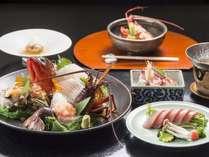 伊豆の海を食べつくしちゃおう♪(ぐるめプランのお料理一例です)