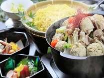 【∪・ω・∪ワンちゃんと一緒♪】【 ▼少量コース】白湯鍋でお手軽2食付!女性やお酒メインの方に♪