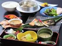 【∪・ω・∪ワンちゃんと一緒♪】【朝食付きプラン】焼きたて干物を贅沢に!ご飯・味噌汁お替り自由♪