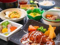 ■日替わり夕食■ボリューム満点☆旬の味をお届けする和陽館自慢の健康家庭料理♪