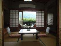 「東京物語」原節子様ご滞在のお部屋