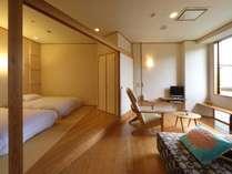 内風呂付客室Bタイプ【水のあくび】
