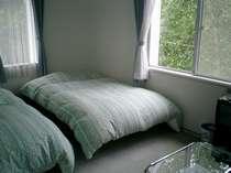 7畳のツインルーム
