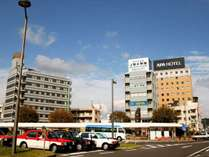 アパホテル<鹿児島中央駅前>