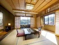 本館 一例    和室10畳+前室4畳