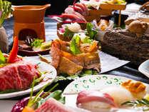 【季節の極み会席】壱岐牛ステーキと「のどぐろ」も堪能できる豪華会席