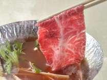 しゃぶしゃぶでも食べれる和牛 トマト鍋
