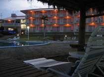 奄美大島の格安ホテル 奄美大島ホテルリゾート コーラルパームス
