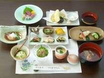 【2食付】獲れたて新鮮な「海の幸」と真心込めた「和食」を堪能