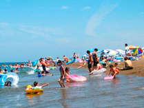 *海水浴プラン/夏のイベントはやっぱり海☆海水浴に嬉しいサービス有!