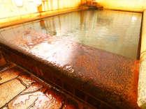 温泉_珍しい炭酸冷鉱泉。浴後はさわやか!身体がスッキリします♪