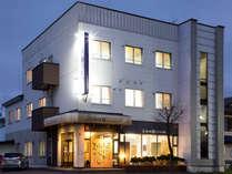 【外観】標津川温泉-ぷるけの館-ホテル川畑