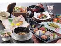 【春割SALE&ポイント10倍】春の味覚と大漁舟盛お刺身付きの料理自慢プラン~匠味~1泊2食付プラン