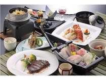 和食と洋食の料理長がコラボレーション!~夏~オーシャンで史上!最も贅沢なお料理を。1泊2食付プラン