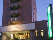 アーバンホテル草津―外観