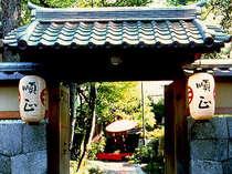 【南禅寺順正】南禅寺にほど近い場所に位置する、お庭が自慢の湯豆腐の老舗です。