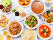 ■本格中国料理■お手軽スタイル~極上コースまで多種に愉しめるみなとやの夕食。