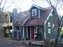 サンタクロースの家は子供や女性に大人気