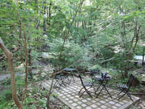 【素泊まり】森の中の静かなコテージで気持ちの良い時間☆チェックイン~アウトまで自由気ままに滞在プラン