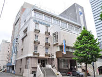 【外観】札幌駅西口から徒歩7分♪駅近でリーズナブル