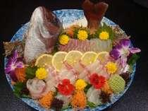 ■別注料理■鯛のお造り