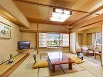 ■客室一例■和室10畳・白鷺亭