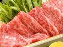 一味違う信州牛を新鮮お野菜と一緒に^^