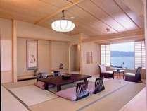 ワンランク上の客室秀芦閣(客室の一例)