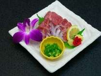 ■別注料理■馬刺し