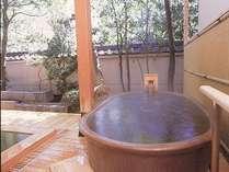 露天風呂/源泉かけ流しの湯