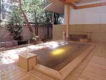 ■露天風呂一例■