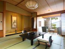 ■客室一例■露天風呂付客室