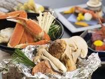 ■2018年秋の雅■松茸&アルプス牛&ズワイガニ饗宴プラン