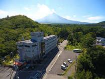 《富士山周辺のビジネス・観光の拠点にオススメ!》