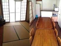 メゾネットM34 和室6畳/ダイニング・キッチン