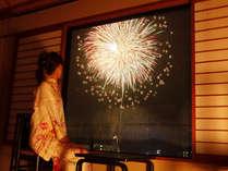 例1 ※505号室はきのさき夢花火の特等席♪花火ぷらんでこの夏一番の思い出に♪