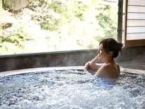 【翠渓の湯】☆しっとり♪つるすべ美人の湯の水上温泉☆