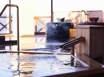 【六角風呂】のイメージです。