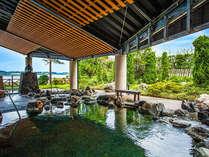 【お風呂評価4.5】片山津エリア最大!22種類の湯船と豊富な温泉が楽しめる湯遊びの宿