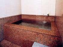 6:水風呂◆夢湯パーク】水冷たい刺激が心地よい刺激となります。